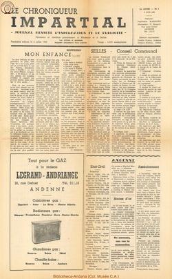 1er année - n4 - 8 juin  1966