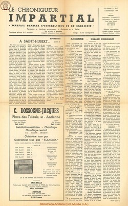 1er année - n7 - 7 septembre  1966