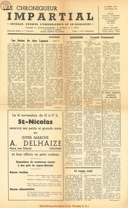 1er année - n9 - 9 novembre  1966