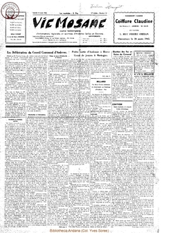 20e année - n°11 - 13 mars 1965