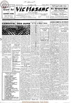 20e année - n°13 - 27 mars 1965