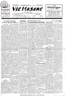 20e année - n°15 - 10 avril 1965