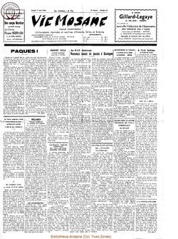 20e année - n°16 - 17 avril 1965