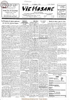 20e année - n°20 - 15 mai 1965