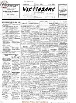 20e année - n°21 - 22 mai 1965