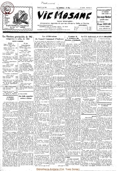 20e année - n°22 - 29 mai 1965