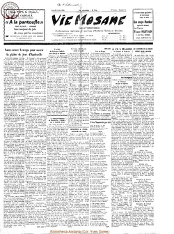 20e année - n°23 - 5 juin 1965
