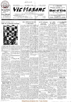 20e année - n°28 - 10 juillet 1965