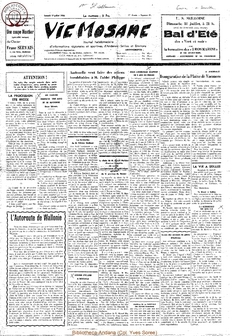 20e année - n°29 - 17 juillet 1965