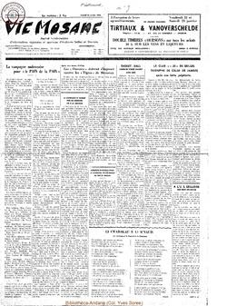 20e année - n°3 - 16 janvier 1965