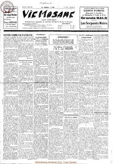 20e année - n°30 - 31 juillet 1965