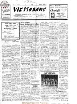 20e année - n°31 - 14 août 1965