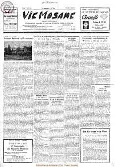 20e année - n°32 - 21 août 1965