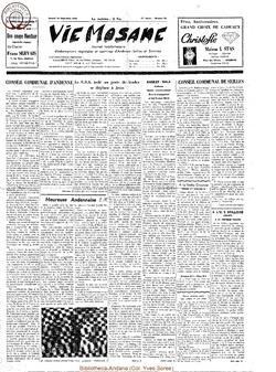 20e année - n°36 - 18 septembre 1965