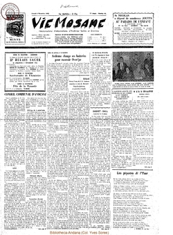 20e année - n°43 - 6 novembre 1965