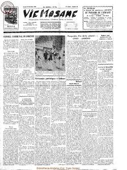 20e année - n°44 - 13 novembre 1965