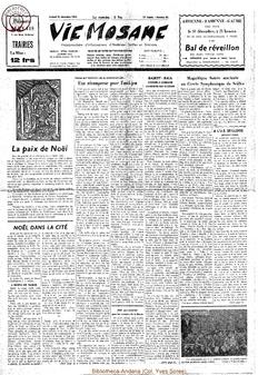 20e année - n°50 - 25 décembre 1965