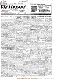 20e année - n°8 - 20 février 1965