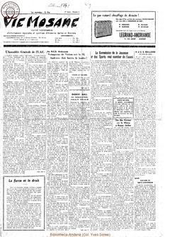 20e année - n°9 - 27 février 1965