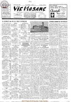 21e année - n°1 - 8 janvier 1966