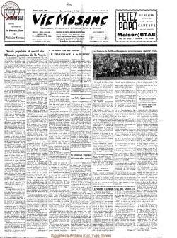 21e année - n°22 - 4 juin 1966