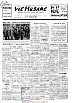 21e année - n°23 - 11 juin 1966