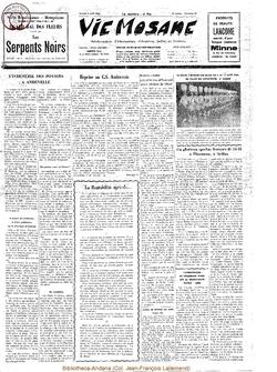 21e année - n°29 - 6 août 1966