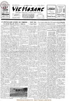 21e année - n°33 - 3 septembre 1966