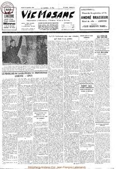 21e année - n°34 - 10 septembre 1966