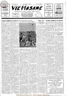 21e année - n°38 - 8 octobre 1966