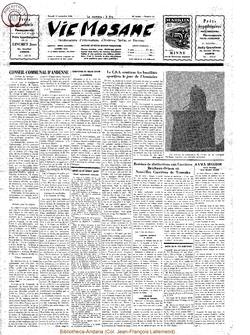 21e année - n°43 - 12 novembre 1966