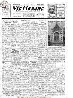 21e année - n°44 - 19 novembre 1966