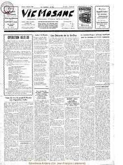 21e année - n°46 - 3 decembre 1966
