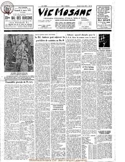 26e année - n°10 - 6 mars 1971