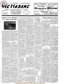 26e année - n°12 - 20 mars 1971