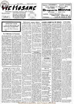 26e année - n°16 - 17 avril 1971