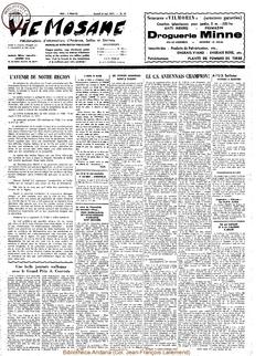 26e année - n°19 - 8 mai 1971