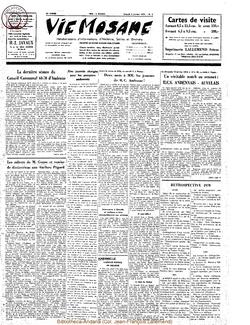 26e année - n°2 - 9 janvier 1971