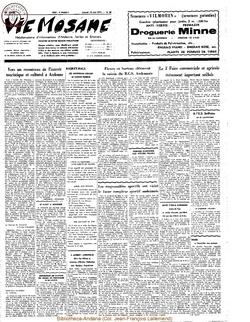 26e année - n°20 - 15 mai 1971