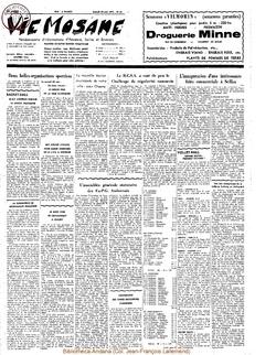 26e année - n°21 - 22 mai 1971