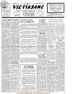 26e année - n°22 - 29 mai 1971