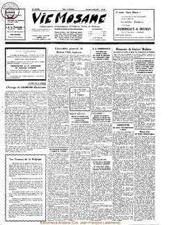 26e année - n°30 - 14 août 1971