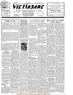 26e année - n°31 - 21 août 1971