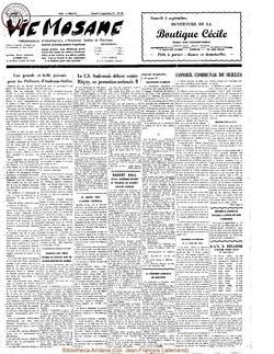 26e année - n°33 - 4 septembre 1971