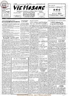 26e année - n°35 - 18 septembre 1971