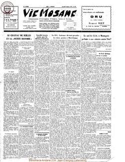 26e année - n°37 - 2 octobre 1971