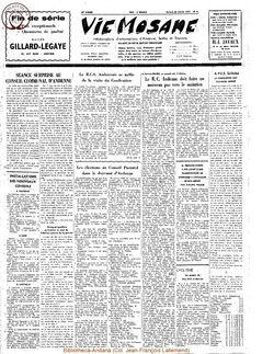 26e année - n°4 - 23 janvier 1971