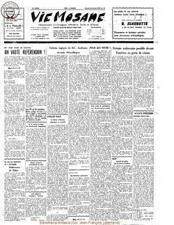26e année - n°41 - 30 octobre 1971