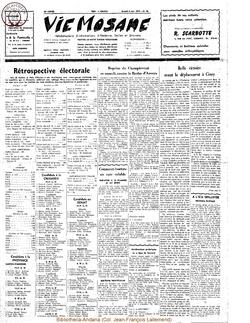26e année - n°42 - 6 novembre 1971