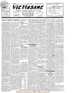 26e année - n°44 - 20 novembre 1971
